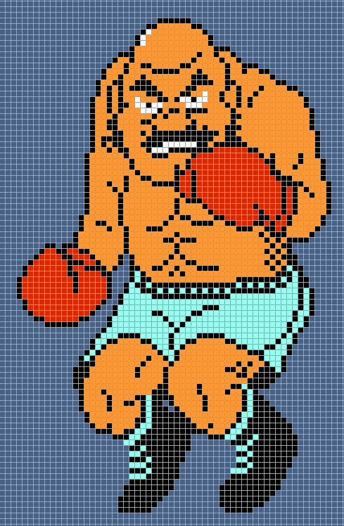 Click this image to show the full-size version  | Perler