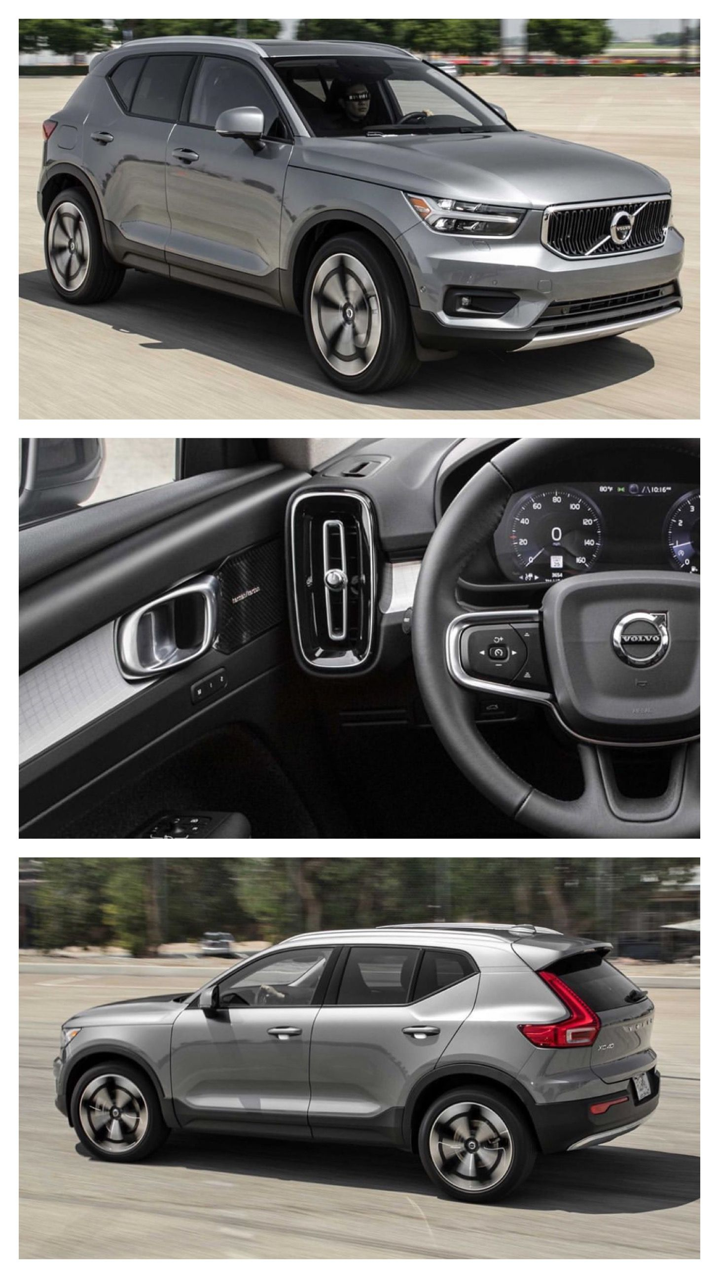 The Luxury Compact Suv The Volvo Xc40 Suv Volvo Volvo Cars