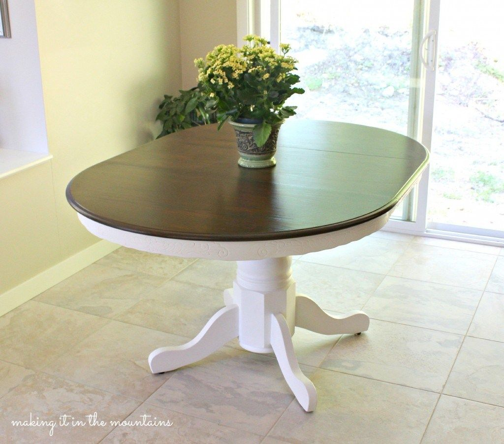 92 Best Images About Kitchen Table Redo On Pinterest: How To Makeover Your Kitchen Table (and A Lesson I Learned