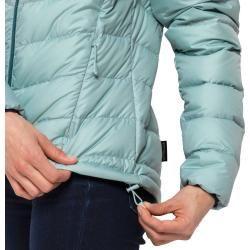 Photo of Jack Wolfskin Windproof down jacket women Helium Women S green Jack WolfskinJack Wolfskin
