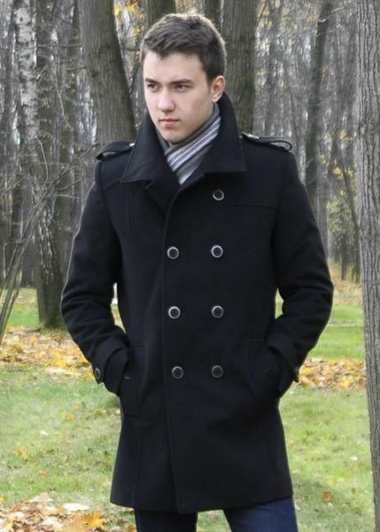 d447f5219e14 Пальто мужское молодежное зимнее купить   пальто   Menswear, How to ...