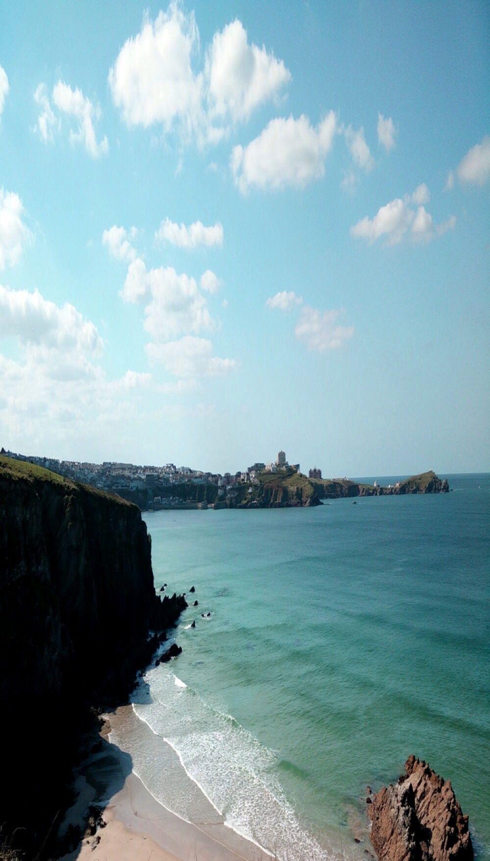 ocean, turquoise, sand, stones, beach, apple, wallpaper, iphone