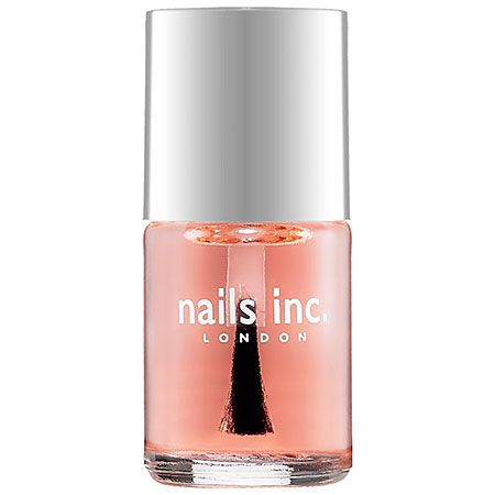 This is the best top coat you will ever ever find! Dries your nails in 45 sec (not just the top layer!) ! Go to Sephora today and buy it!!!