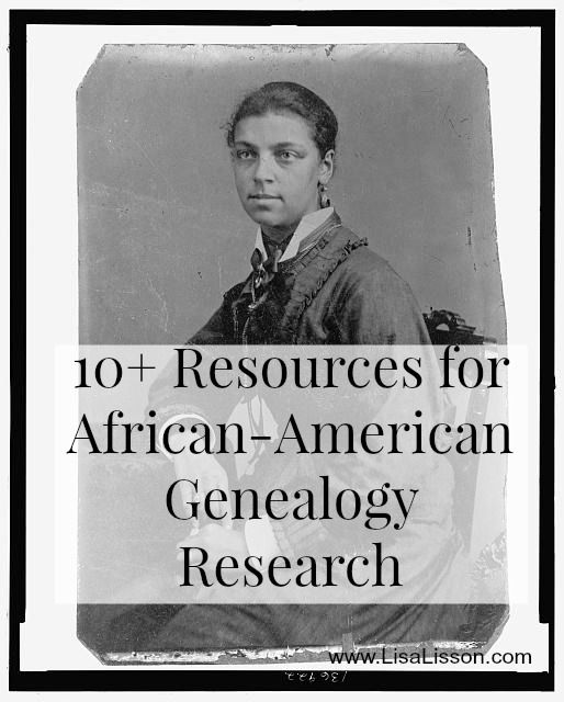 Delving into the AfricanAmerican genealogy research of my ancestors slaves I recognized a large and important gap in my research knowledge What follows are some great res...