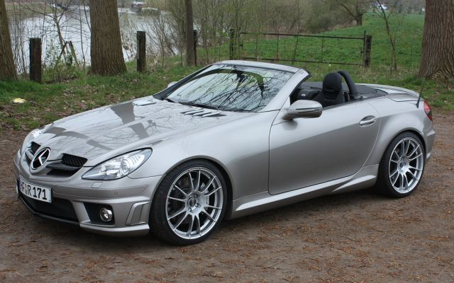 Mercedes Benz Slk Oz Ozracing Ultraleggera Jantes Rims