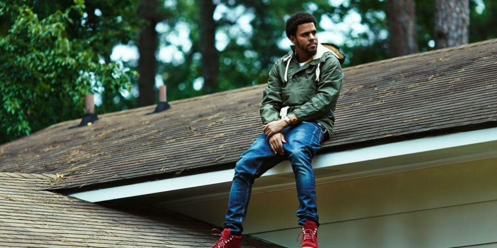 J. Cole Wants To Do Something Incredible With His Childhood Home ...