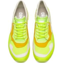 Photo of Camper Nothing, sneakers men, yellow / beige, size 43 (eu), K100436-022 camper