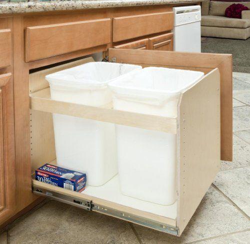 Kitchen Cabinets Ideas SlideAShelf SASSIDT MadeToFit Slideout Dual