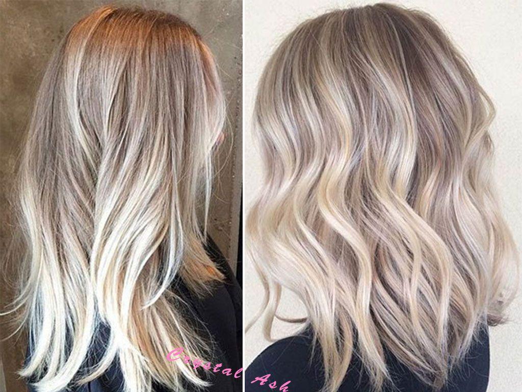 Blonde Hair Color Styles: Medium Ash Brown Hair Color. Ash Brown Hair. Light Ash