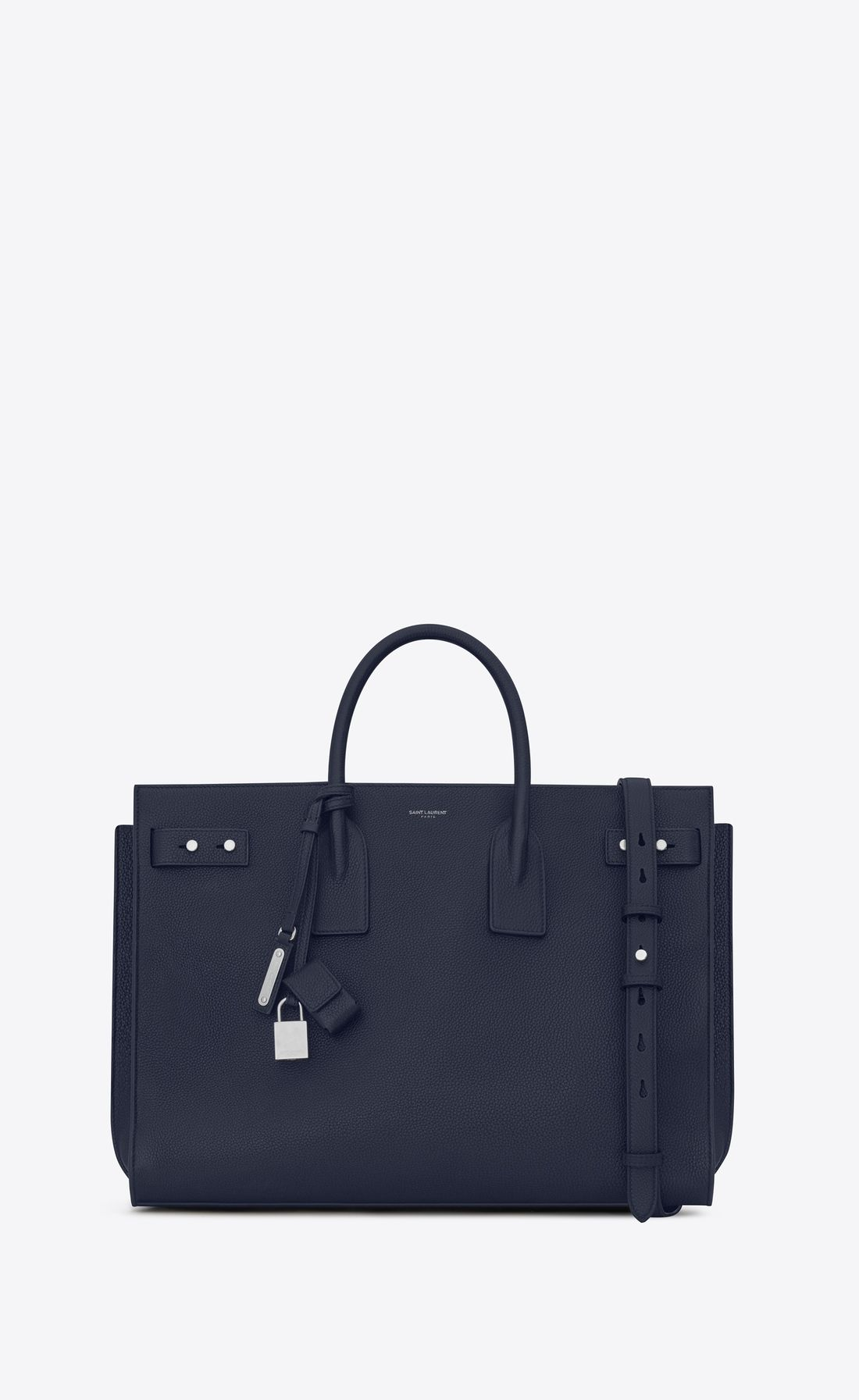 42f44581d7954 Sac de jour large in grained leather in 2019