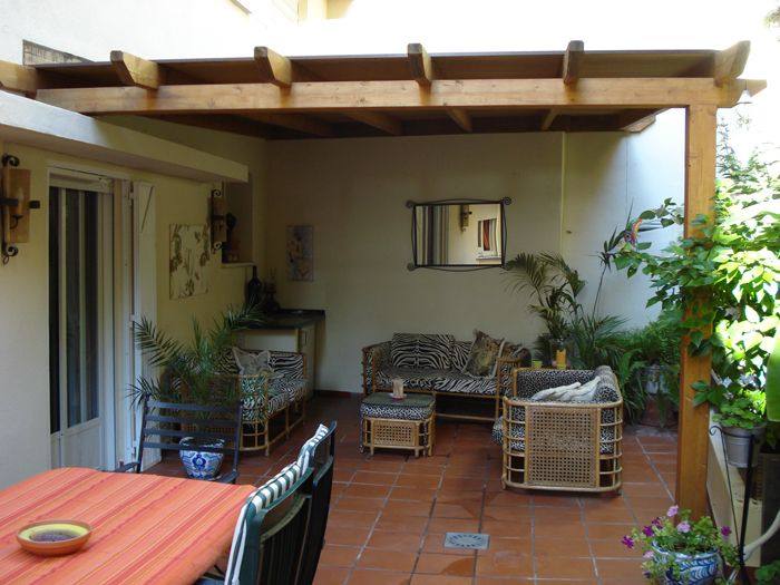 Beautiful coprire un terrazzo images idee arredamento casa