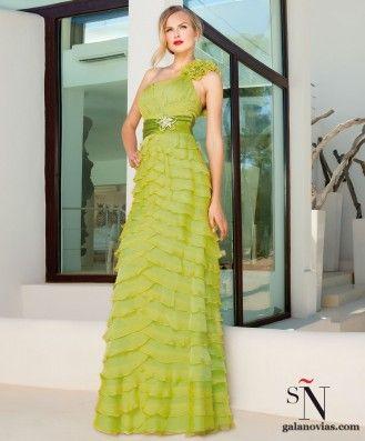 vestidos de fiesta - gala novias | modelos