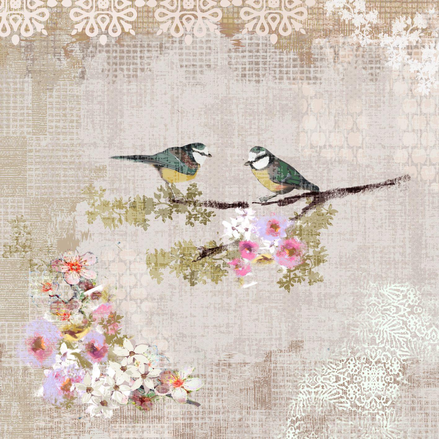 Bird song print 3