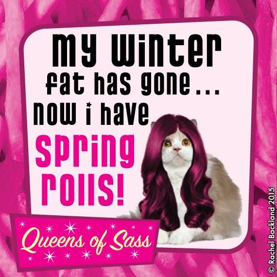 I'm totally tasty  #QueensOfSass