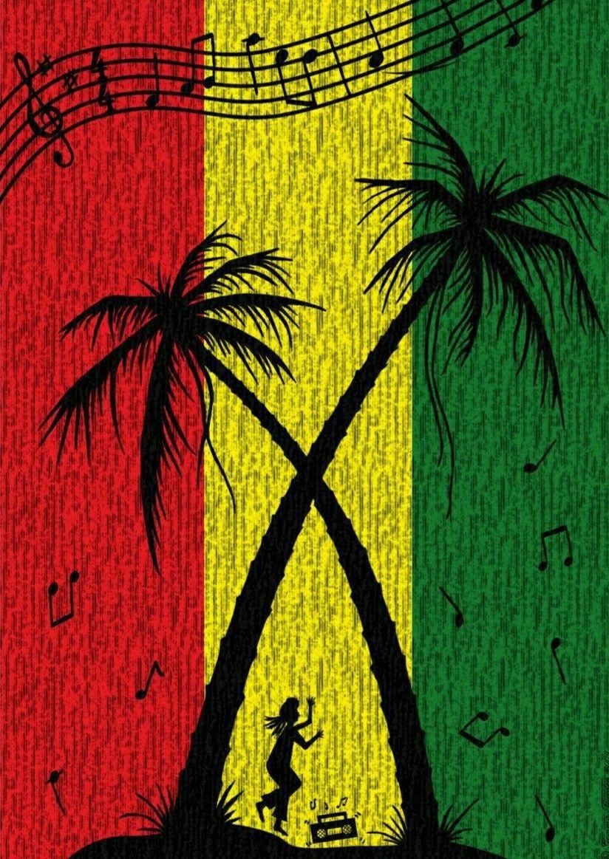 Reggae Reggae Art Reggae Rastafarian