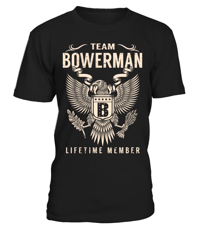 Team BOWERMAN - Lifetime Member