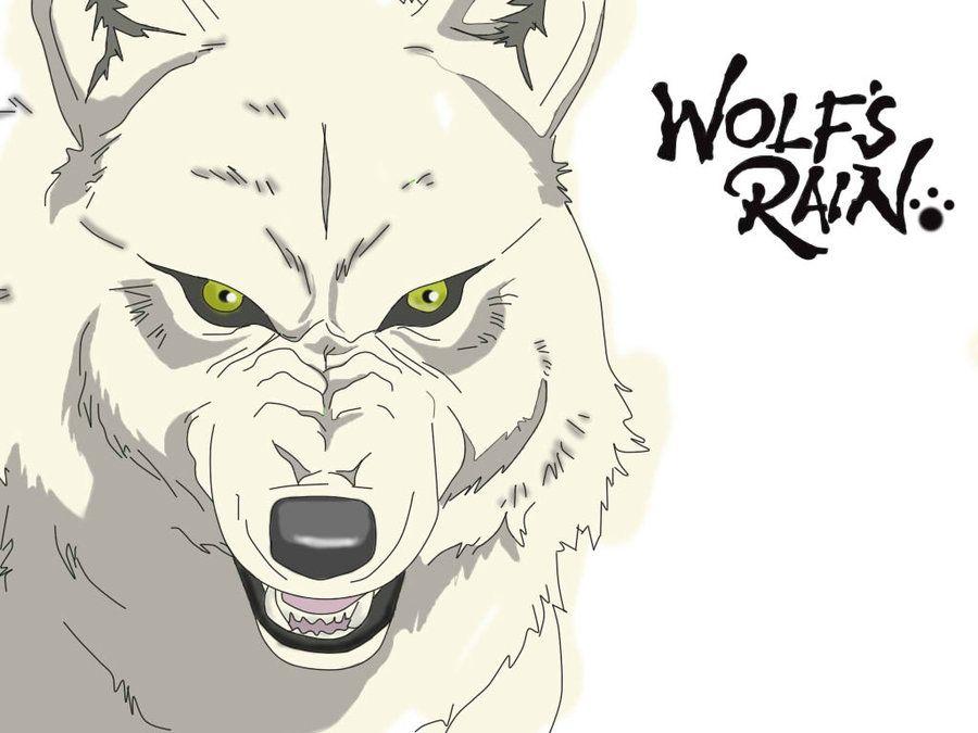Wolf S Rain Wallpaper Wolf S Rain Kiba Wolf S Rain Rain Wallpapers Anime Wolf