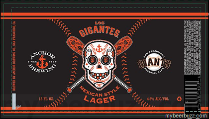 mybeerbuzz.com - Bringing Good Beers & Good People Together...: Anchor Brewing Adding Los Gigantes Mexican-Style L...