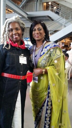 At the 2014 International Convention of Jehovah's Witnesses in Arlington TX.