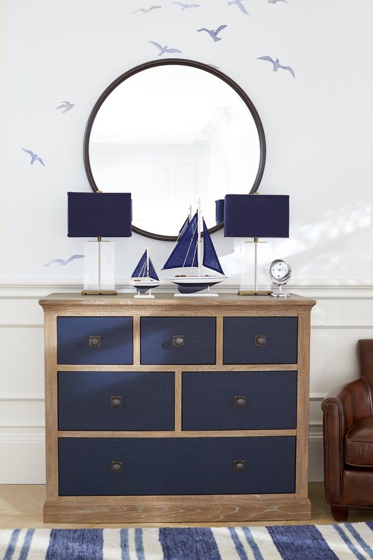 Photo of Monique Lhuillier Pottery Barn Kids Nursery Room Collection | If You Loved Planning Your Wedding, This Is the Nursery Room of Your Dreams