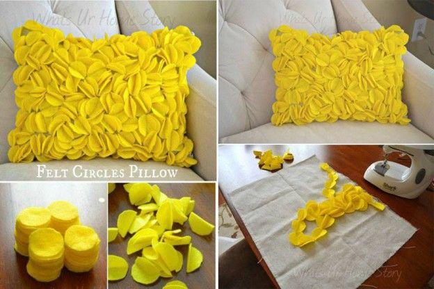 How To Make A Custom Pillow Cover Diy Pillow Covers Diy Pillows