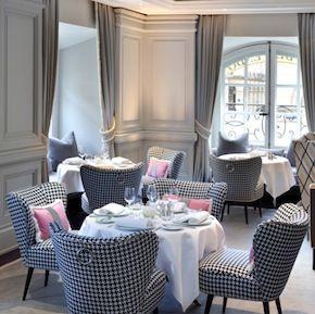 Coffee Time, the creative cafe at L'Hôtel de Vendôme in Paris, France