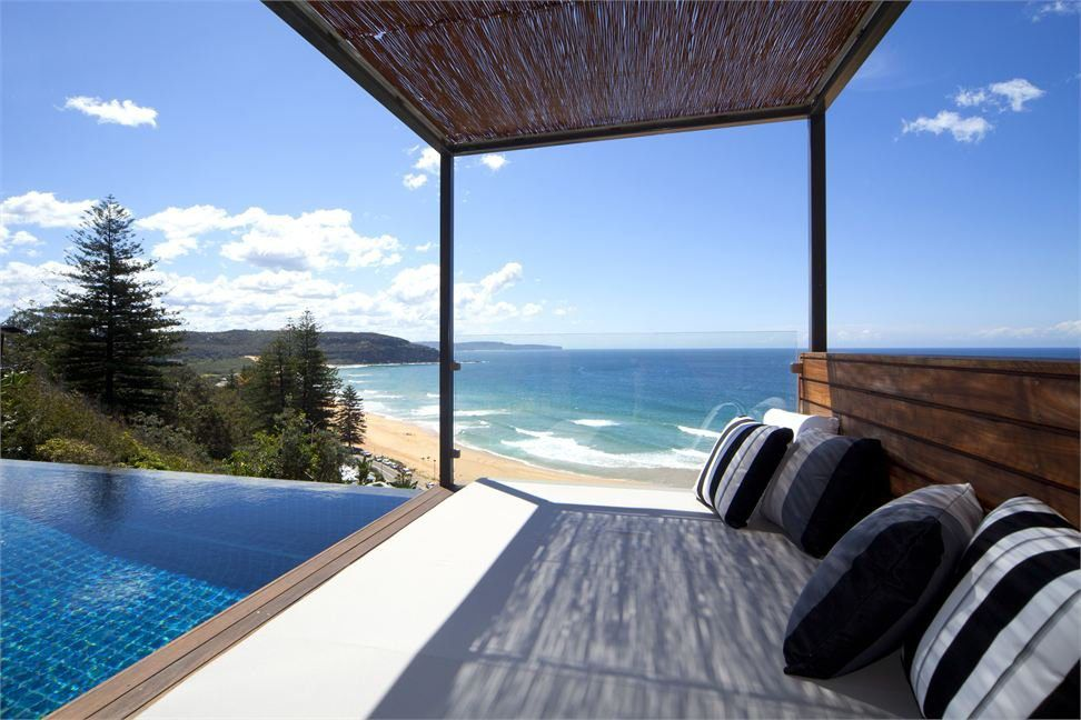 Beach House Australia Palmbeach Another Place I Would Like To Sit For An Hour And Just Be