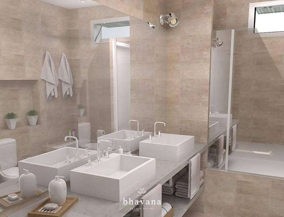Mirá imágenes de diseños de Baños estilo escandinavo}: Baño Principal. Encontrá las mejores fotos para inspirarte y creá tu hogar perfecto.