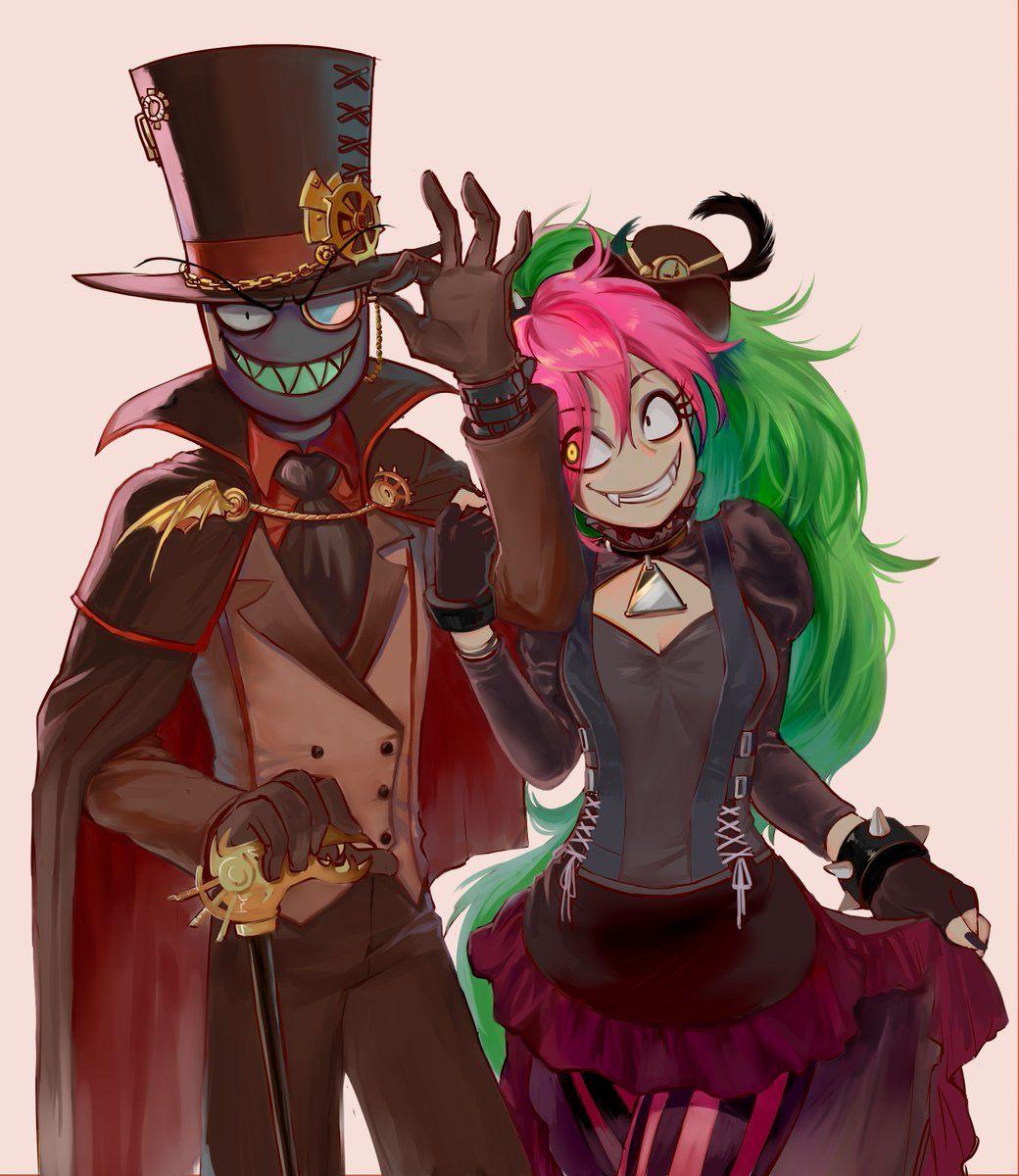 BH & Demencia | Villainous | Steampunk characters, Cartoon ... - photo#30