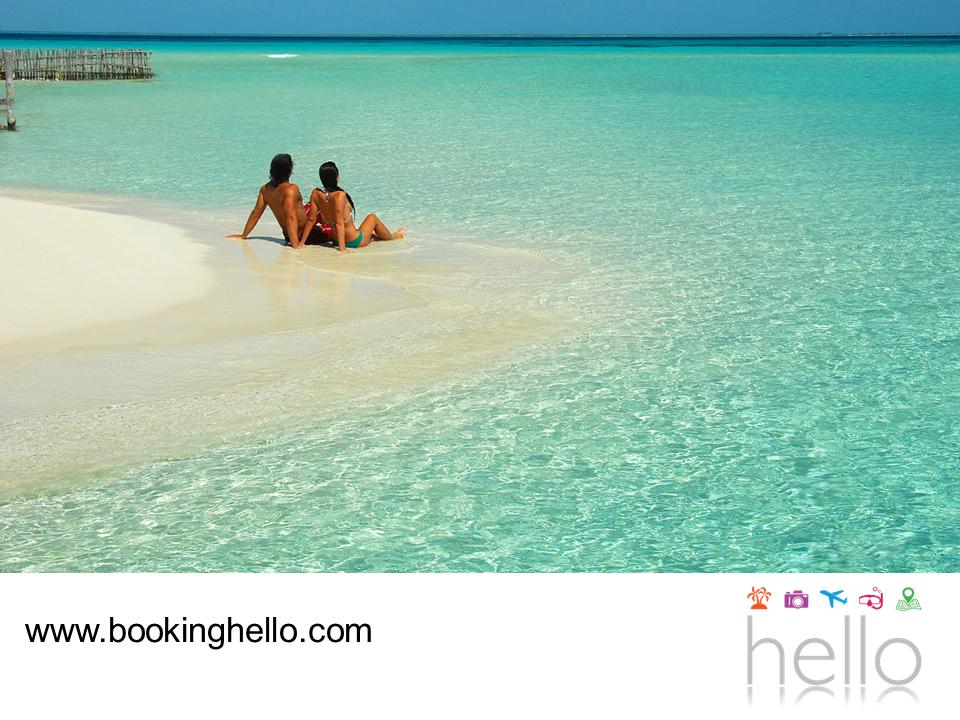 VIAJES EN PAREJA. Playa Norte en Isla Mujeres, está considerada como ...