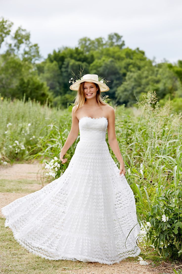 Willowby Wedding Dress Finley Blush Bridal Fayetteville Nc