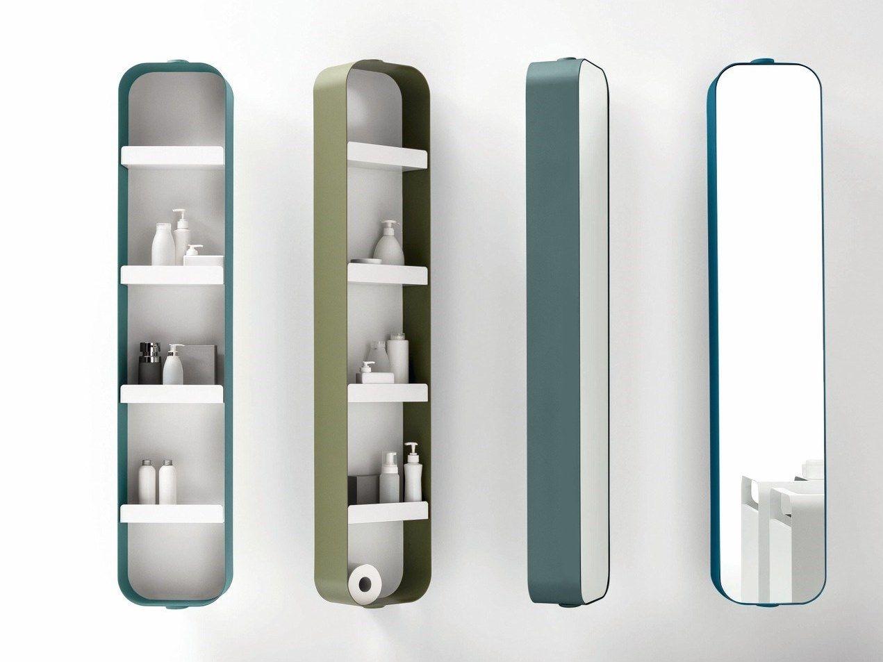 Meuble Haut Salle De Bain Avec Miroir tulip | meuble pour salle de bain avec miroirarblu in 2020