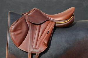 """Picture of Butet """"P"""" Cross Country Saddle"""