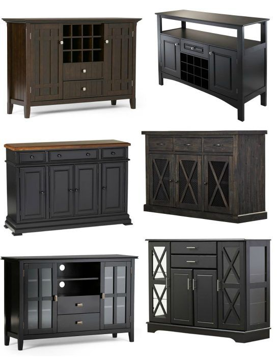one room challenge find a buffet table and inspiring coffee quotes rh pinterest com
