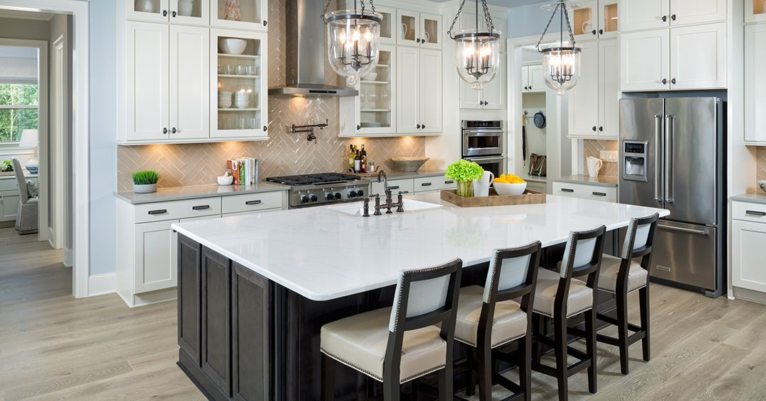 On A Scale Of 1 To 10 How Would You Rate This Kitchen Newhomes Ape House Interior Design Kitchen Kitchen Interior Design Modern Kitchen Cabinets And Granite
