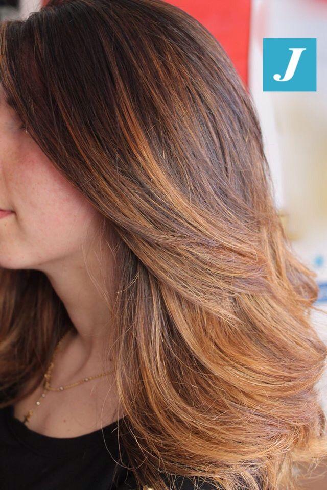 Degradé Joelle: tutte le sfumature che desideri. #cdj #degradejoelle #tagliopuntearia #degradé #igers #naturalshades #hair #hairstyle #haircolour #haircut #longhair #style #hairfashion