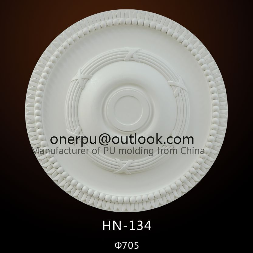Manufacturer Of Pu Molding From China Traditionally Ceiling Roses Are Used As A Decorative Pi How To Make Ornaments Ceiling Rose Ceiling Medallions