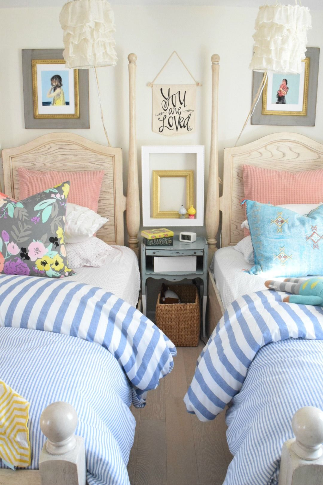 Summer Home Decor Girls Bedroom Home Decor
