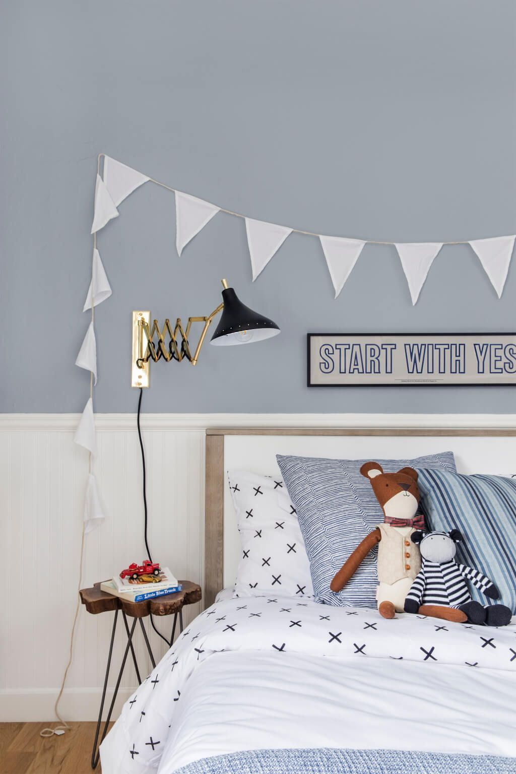 charlie s big boy room reveal shop the look kids room boy rh pinterest com