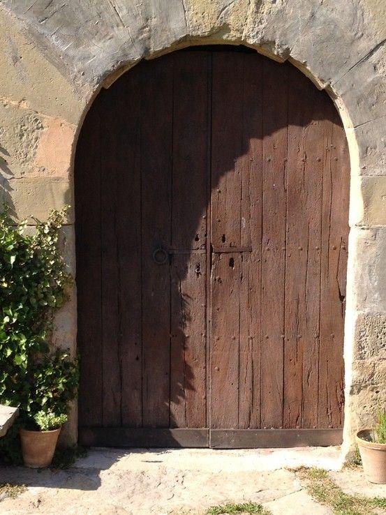 Porta masia Castellterçol