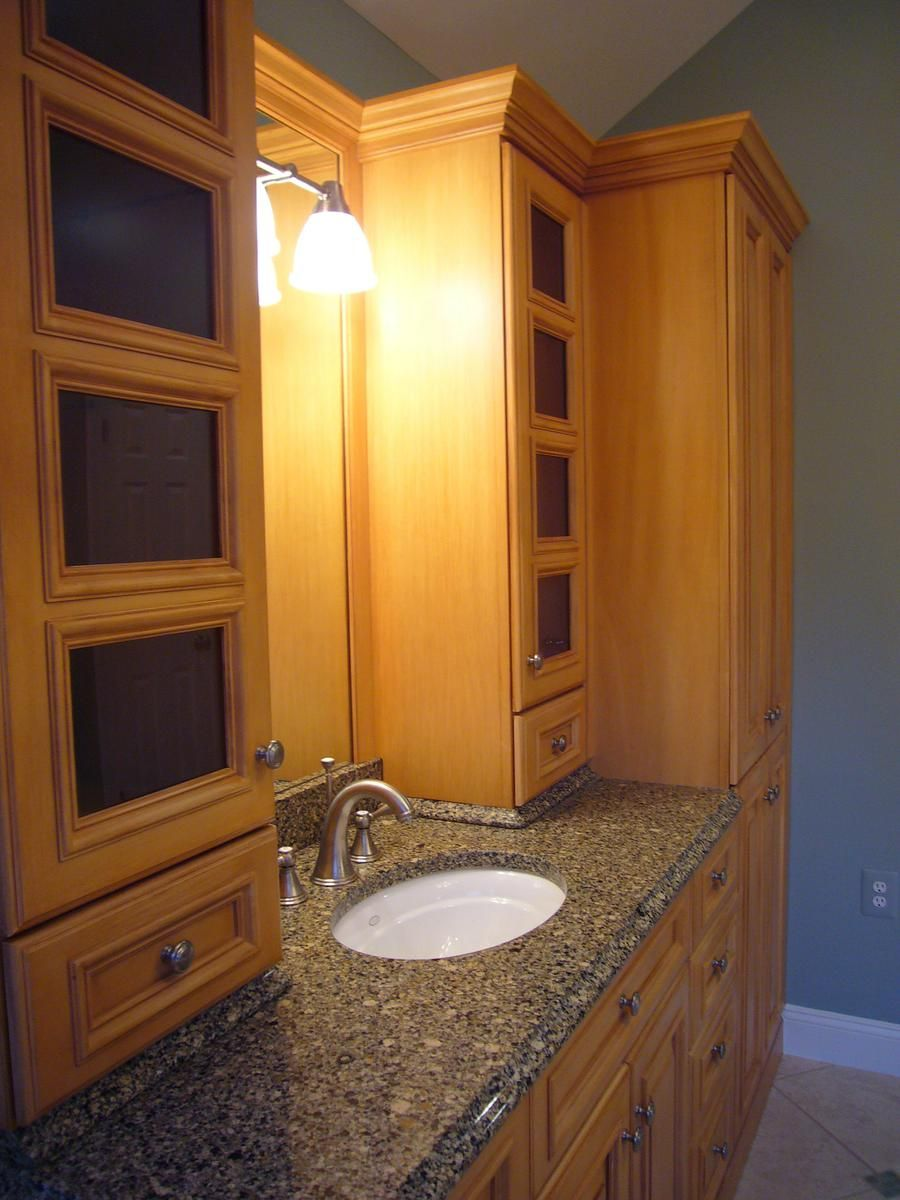 Custom Bathroom Cabinets Custom Bathroom Cabinets