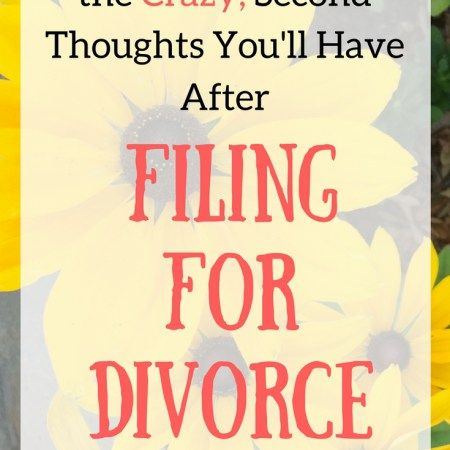 Hurt getting divorced and dating
