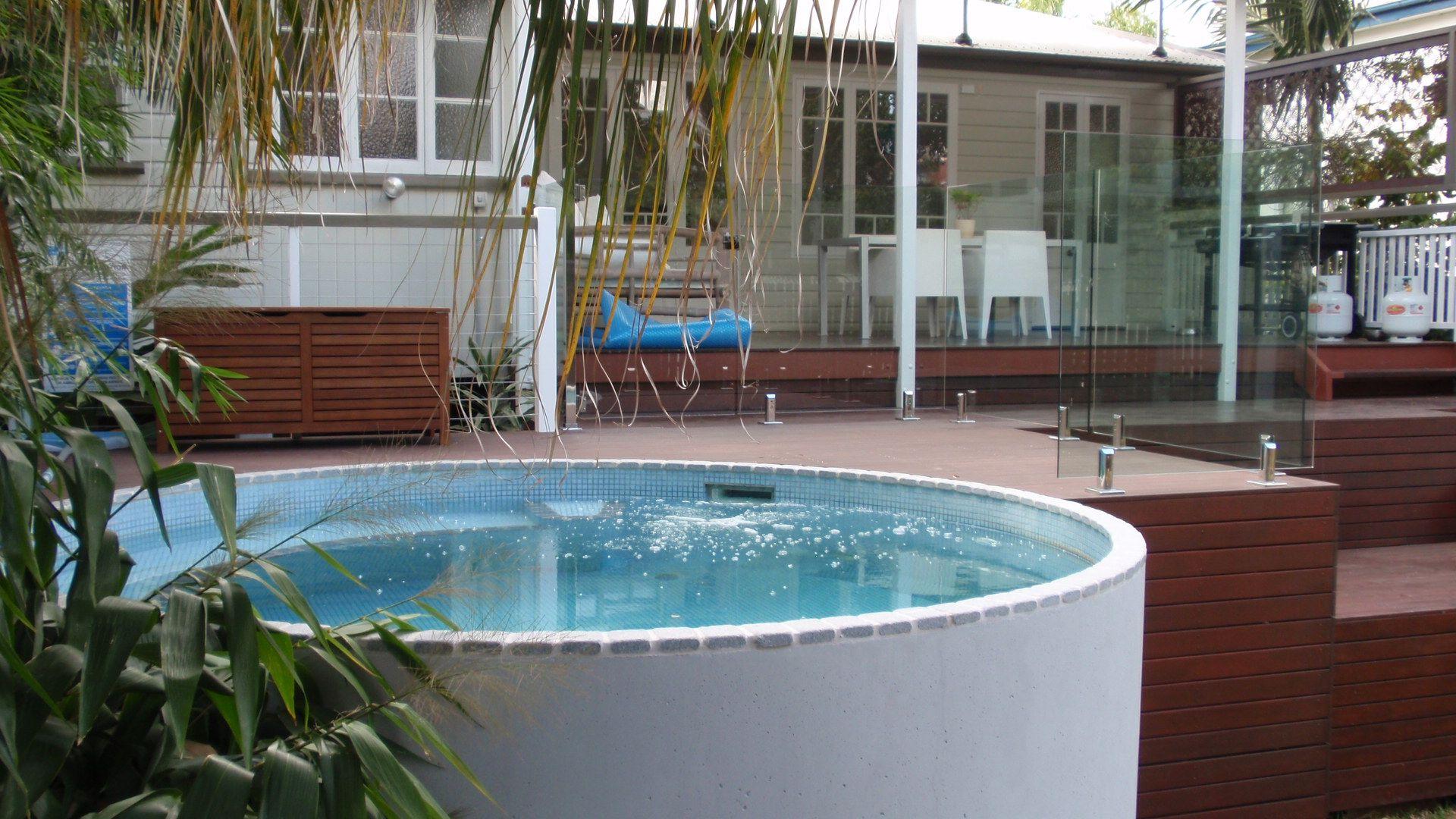 Australian Plunge Pools | Plunge pool, Backyard pool ...