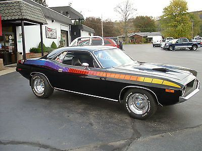 70 plymouth barracuda for sale 1973 plymouth cuda base 5 6l look rh pinterest com