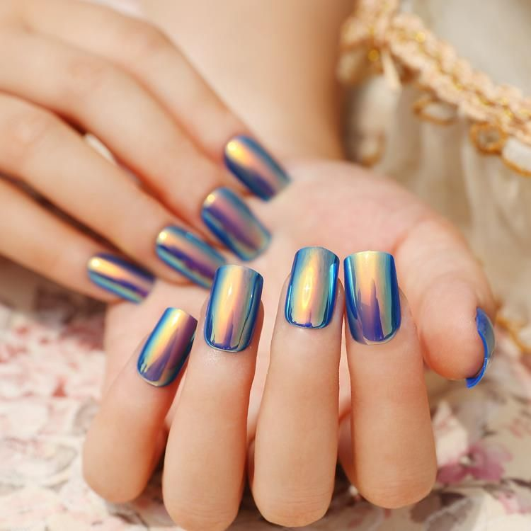 Nail Art Color Nails Simple Colorful Tips Tip Designs Ideas 2018