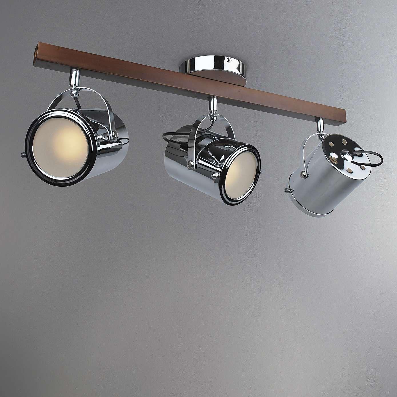 Carlton 9 Light Spotlight Bar   Dunelm   Bedroom ceiling light ...