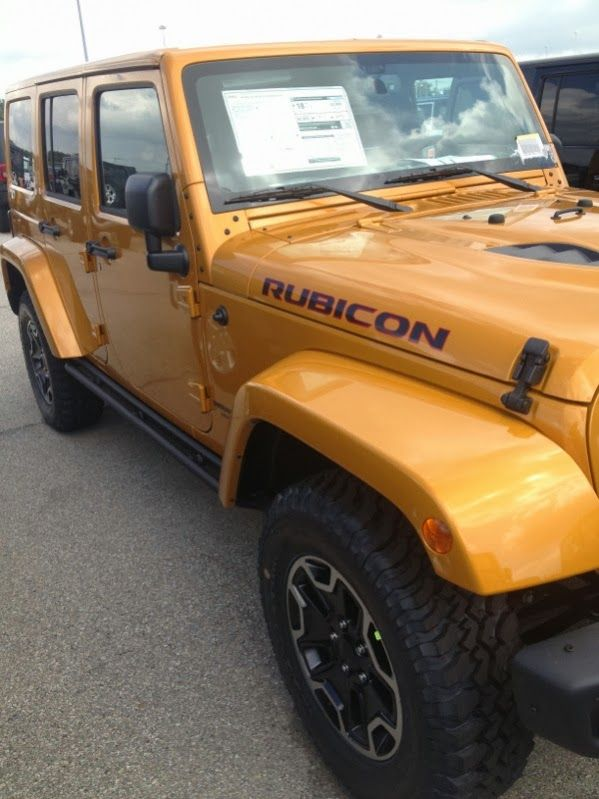 2014 Jeep Wrangler Unlimited Exterior Colors Available Jeep