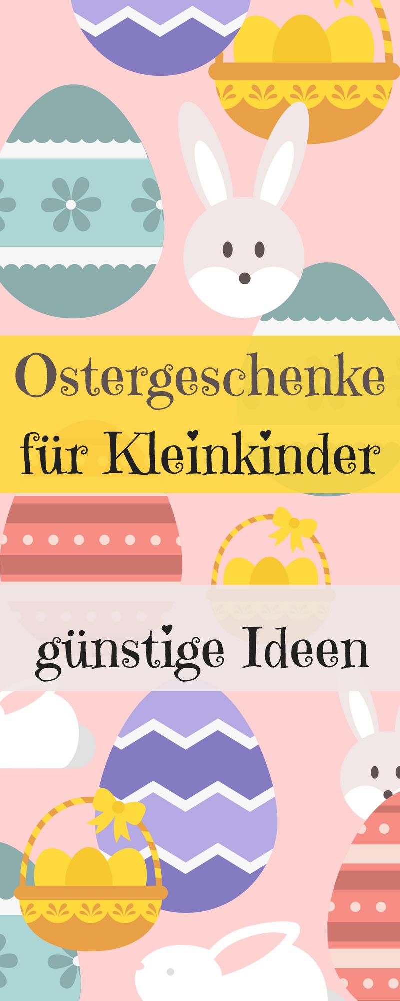 15 niedliche Ostergeschenke für 1-2 jährige Kleinkinder ...