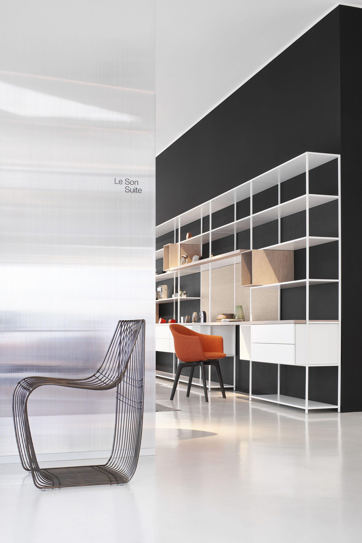 a modern living room inspiration with sign filo in black chrome rh pinterest com
