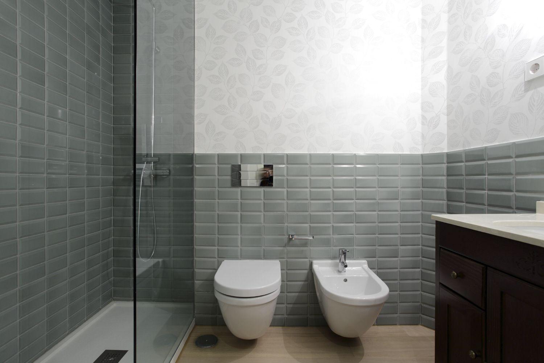 Decoracion moderno ba o sanitarios comodas vidrio - Interiorismo banos modernos ...
